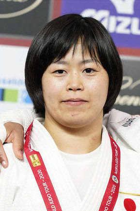柔道女子78キロ級で浜田が2位 五輪代表、原沢と向は敗退 画像1