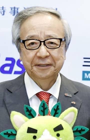 日本スポーツ協会、会長3期目へ 伊藤氏、再選が確実 画像1