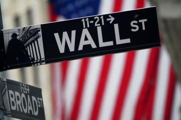 NY株反落、8ドル安 ナスダックは続伸 画像1