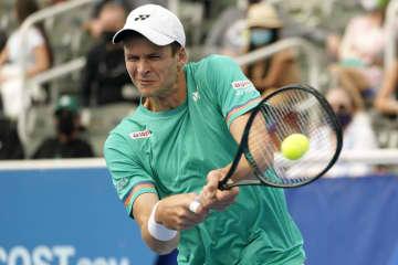 テニス、フルカチュが通算2勝目 デルレービーチ・オープン 画像1