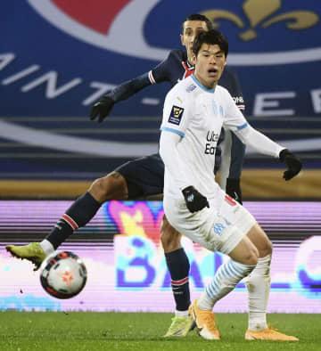 PSGがマルセイユ下す サッカーの仏トロフィー 画像1