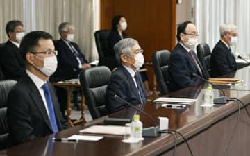 日銀、景気「持ち直している」 支店長会議で黒田総裁 画像1
