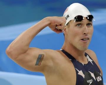 米連邦議会襲撃でメダリスト告発 競泳のクリート・ケラー氏 画像1