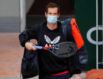 アンディ・マリーが感染 男子テニス元世界1位 画像1