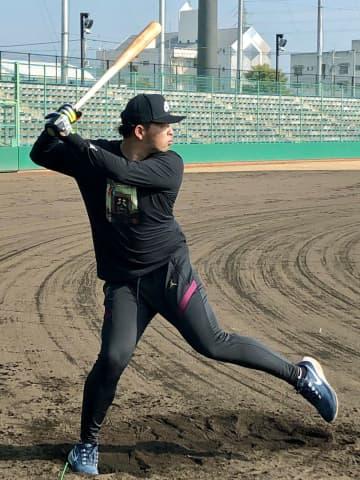 楽天の浅村、ソフトバンク攻略へ 昨季パ・リーグ本塁打王 画像1
