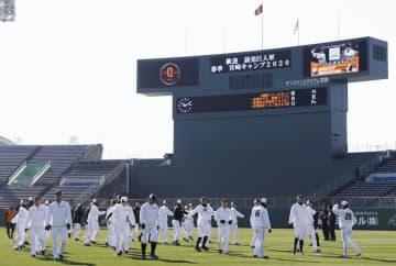 6球団の宮崎キャンプは無観客 プロ野球、知事が要請 画像1