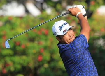 米ゴルフ、松山3打差7位に浮上 金谷は予選落ち 画像1
