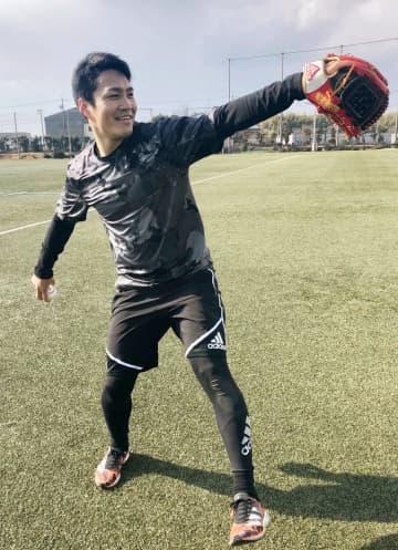 """楽天・則本昂、田中から""""独立"""" 30歳の自覚、練習量も増加 画像1"""