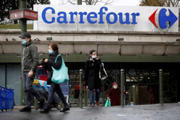 フランス・カルフールの買収断念 カナダのコンビニ大手 画像1