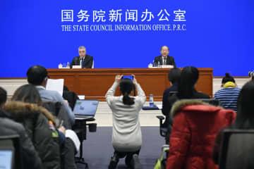 20年の中国、2.3%成長 文革以来44年ぶり低水準 画像1