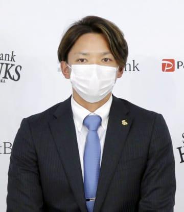 ソフトB東浜、9千万円で更改 昨季の開幕投手、先発陣の柱 画像1