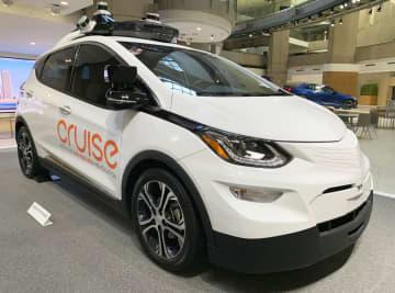 MS、GMの自動運転開発に出資 ホンダは追加、計2千億円超 画像1