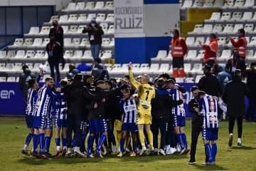 Rマドリード、3部に屈す サッカー、スペイン国王杯 画像1
