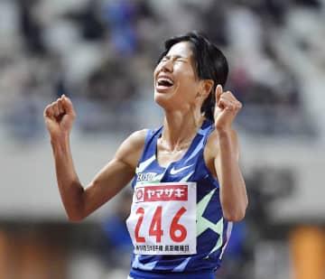 新谷仁美が20年の陸上MVP 1万mで日本記録を大幅更新 画像1