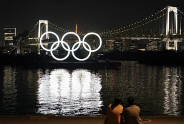 五輪準備続行も懐疑論拡大 東京大会開幕まで半年 画像1