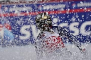 ゴッジャが今季3勝目 アルペンW杯女子滑降 画像1