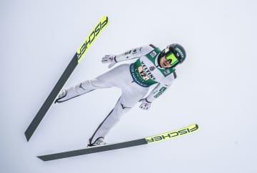 スキーの渡部暁、山本組が3位 W杯複合団体スプリント 画像1