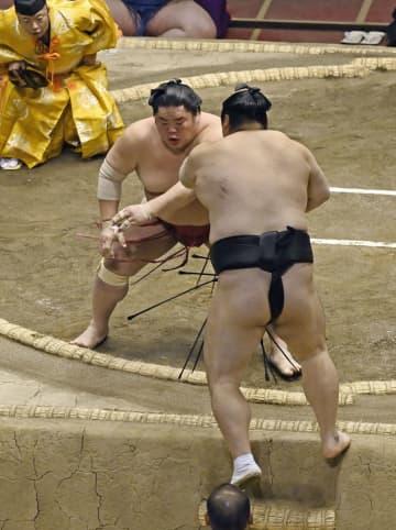 平幕の大栄翔が初優勝 埼玉出身も初めて、宣言下初場所 画像1