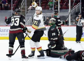 NHL、Gナイツが西地区の首位 第2週が終了 画像1