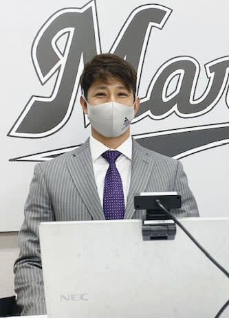 ロッテ・福田秀平は1億2千万円 昨季は「期待裏切った」 画像1