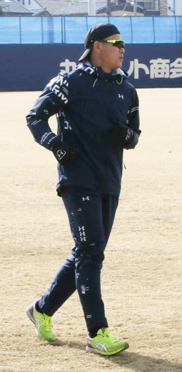 古巣の中日復帰・福留、自主練習 ナゴヤ球場を懐かしむ 画像1
