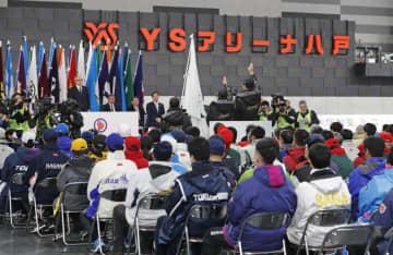 国体スケート27日無観客で開幕 開催地の緊急事態宣言で 画像1