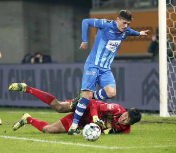 伊東純也が2戦連続ゴール ベルギー1部リーグ 画像1