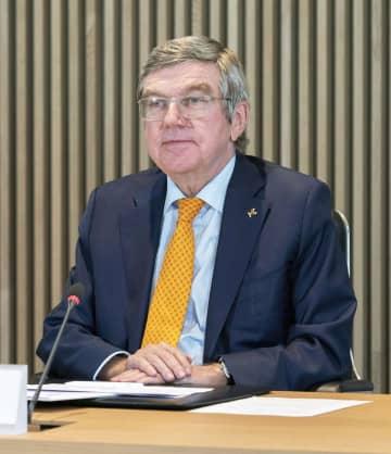 日本選手にもコロナワクチン推奨 IOC会長、中止論を否定 画像1