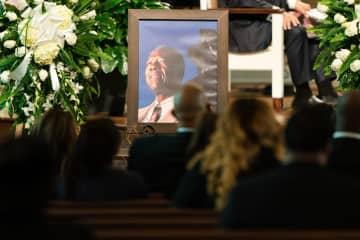 ハンク・アーロンさん最後の別れ 22日に86歳で死去 画像1