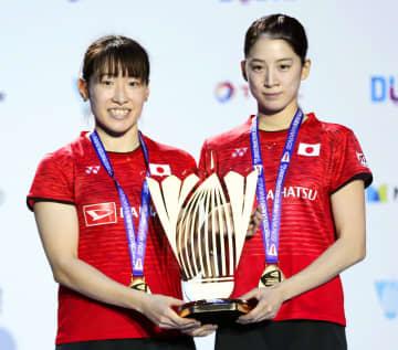バドの米元、田中組が現役引退 女子複の元日本代表 画像1