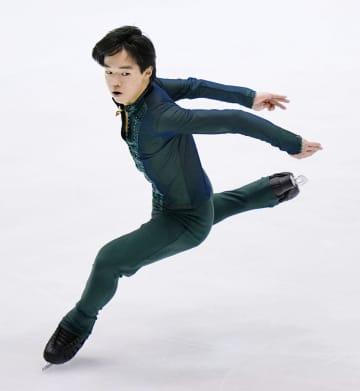 フィギュア、鍵山と松生が優勝 国体スケート第2日 画像1