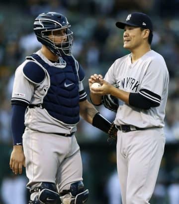 田中投手へ「働き感謝。寂しい」 ヤンキースの同僚が惜別の声 画像1