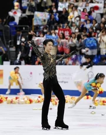 世界フィギュアは開催方針、3月 五輪枠懸け、羽生ら出場予定 画像1
