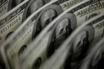2カ月ぶり円安ドル高水準 一時104円50銭近辺 画像1