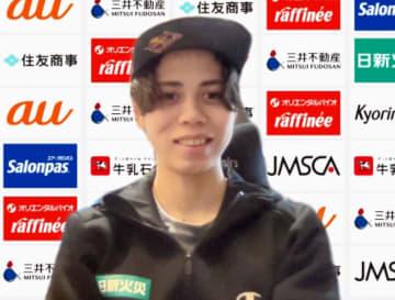 原田、ボルダ・ジャパン杯へ抱負 「今の状態把握したい」 画像1