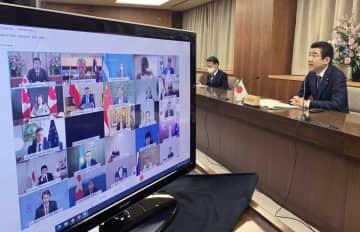 WTOトップ、早期選出求める声 非公式閣僚会合で意見相次ぐ 画像1