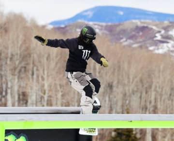 スノボ村瀬が5位、岩渕は6位 米で冬季Xゲーム開幕 画像1