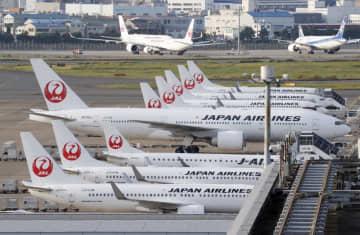 日航、国際線旅客数で首位 12月、5年ぶり全日空抜く 画像1