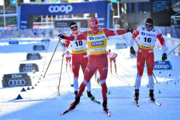 馬場直人24位、石田正子35位 スキーW杯距離 画像1
