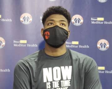 NBA八村「状態保つのが大変」 試合に復帰後初の取材対応 画像1