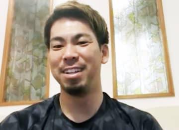 前田健太投手「チャンピオンに」 メジャー6年目へ意気込み 画像1