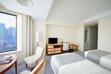 帝国ホテルが長期滞在プラン発表 1カ月単位で割安に、食事定額も 画像1
