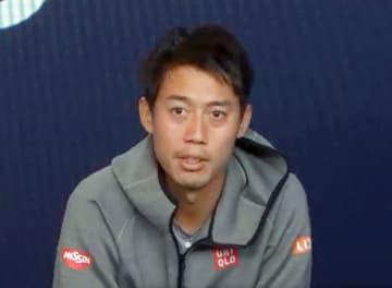 錦織圭「感覚失ってない」初戦へ 3日、男子テニス団体・ATP杯 画像1