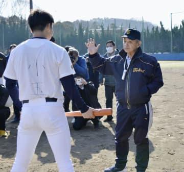 東海大野球部が活動再開 大麻問題で処分後、新監督の下 画像1