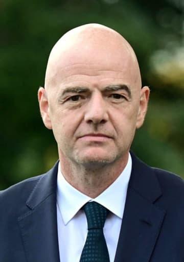 FIFA、ワクチン優先に否定的 会長、選手よりリスクの高い人に 画像1