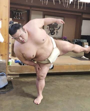 大関貴景勝「焦らずにゆっくり」 かど番の春場所へ稽古再開 画像1