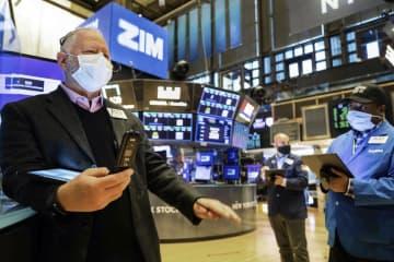 NY株続伸、475ドル高 経済対策実現を楽観視 画像1