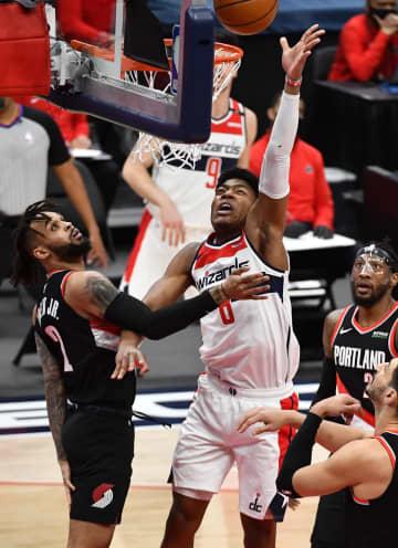 NBA、八村は今季最多24得点 渡辺は11分出場 画像1