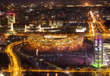 北京冬季五輪まで1年、準備着々 コロナ下で一部都市封鎖も 画像1