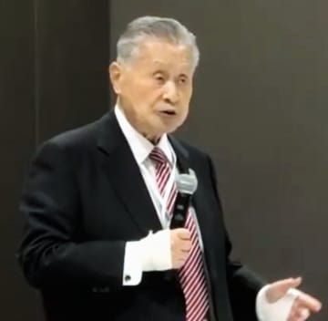 森会長「女性入ると時間かかる」 またも問題発言、JOC会議で 画像1